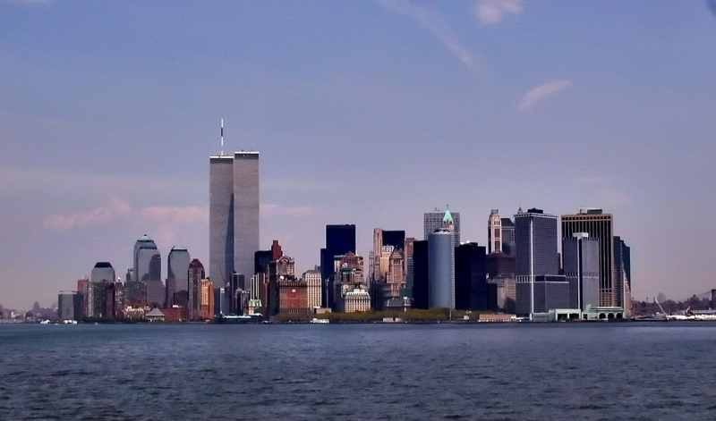 Lower Manhattan 2000